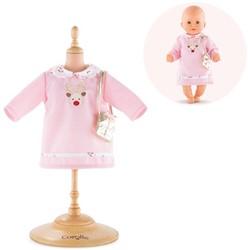 Corolle accessoire voor 30 cm pop -  Dress- Happy Reindeer