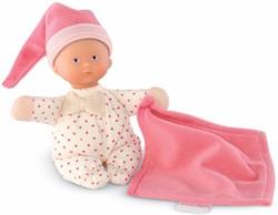Corolle Mon Doudou Minireve - Pink Heart 16 cm