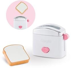 Corolle accessoire voor 36cm en 42cm pop -  Toaster & Toast