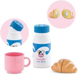 Corolle accessoire voor 36cm en 42cm pop -  Breakfast Set