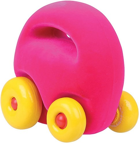 Rubbabu The Mascot Car (Pink)