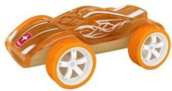 Hape  houten speelvoertuig Twinturbo