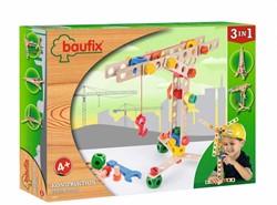 Baufix houten constructie speelgoed Constructie Set 3 in 1