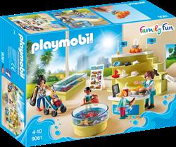 Playmobil Family Fun - Aquariumshop  9061