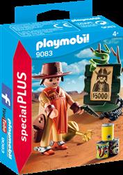 Playmobil  Special Plus Wilde Westen revolverheld 9083