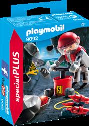 Playmobil - Special Plus - Explosievenexpert