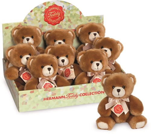 Hermann Teddy Teddys 20 cm im Display