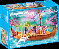 Playmobil Fairies - Magische feeënboot  9133