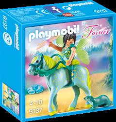 Playmobil Fairies - Waterfee met paard  9137