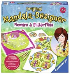 Ravensburger  knutselspullen Mandala-Designer Flowers & Butterflies