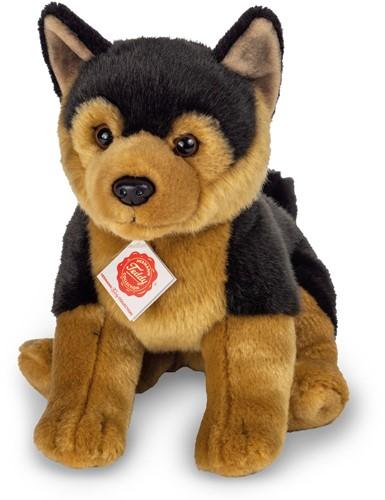 Hermann Teddy Schäferhund Welpe sitzend 30 cm