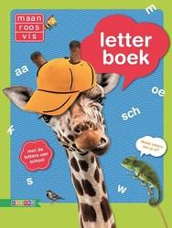 Zwijsen  educatieboek Maan Roos vis letterboek