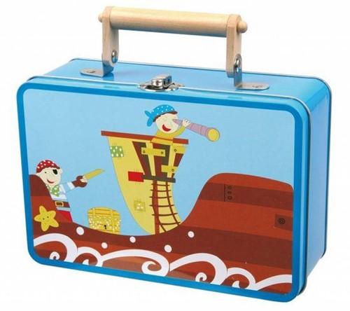 Planet Happy  koffertje Piraten