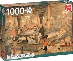Jumbo Anton Pieck Poffertjes - 1000 stukjes