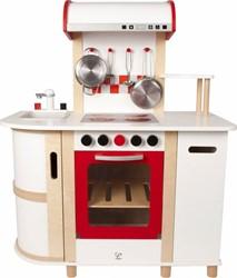 Hape houten keukentje Multi functioneel E8018