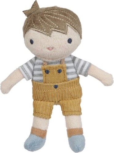 Little Dutch Little Dutch Knuffelpop Jim 10cm