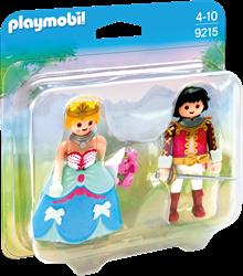 Playmobil  DuoPack Prins en prinses 9215