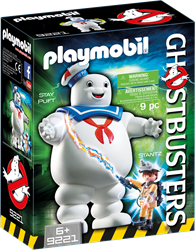 Playmobil Ghostbusters - Stay Puft Marshmallow Man  9221