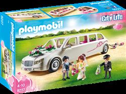 Playmobil City Life - Bruidslimousine  9227