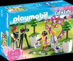 Playmobil City Life - Fotograaf met bruidskinderen  9230