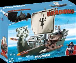 Playmobil Dragons Drako's schip 9244