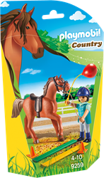 Playmobil - Country - Paardentherapeute