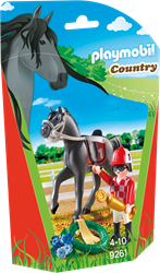 Playmobil - Country - Jockey