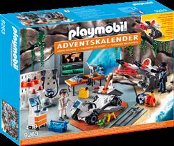 Playmobil Top Agents Adventskalender