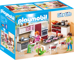 Playmobil City Life - Leefkeuken  9269