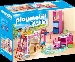Playmobil City Life Kinderkamer met hoogslaper 9270