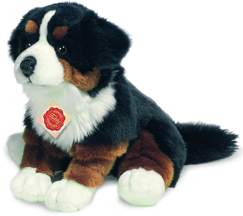 Hermann Teddy Berner Sennenhund sitzend 29 cm