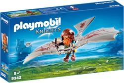 Playmobil Knights Dwergzweefvlieger 9342