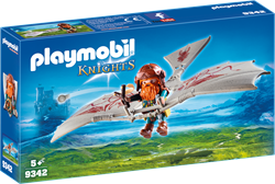Playmobil Knights Dwergzweefvlieger 9342