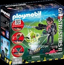 Playmobil Ghostbuster Egon Spengler 9346