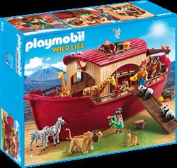 Playmobil Wild Life Noah's ark 9373 4008789093738