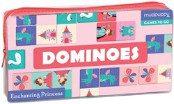 Mudpuppy domino Betoverende prinses