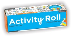 Mudpuppy Activity Roll - Robotics Lab