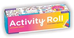 Mudpuppy Activity Roll - Unicorn Magic