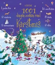 Usborne  doeboek 1001 dingen zoeken rond kerst