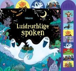 Usborne geluidenboek Luidruchtige spoken
