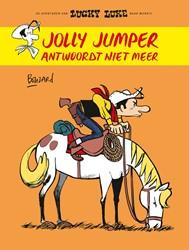 Lucky Luke Jolly Jumper antwoordt niet meer