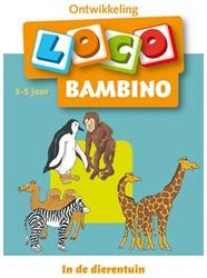 Loco  Bambino educatief spel in de dierentuin