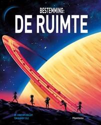 Kinderboeken  educatieboek bestemming de ruimte