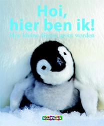 Kinderboeken  voorleesboek Hoi! Hier ben ik!