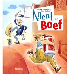 Kinderboeken  prentenboek Agent en boef