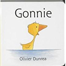 Kinderboeken  prentenboek Boek Gonnie