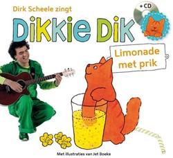 Kinderboeken  voorleesboek Dikkie Dik limonade met prik