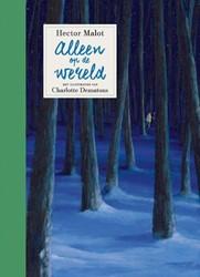 Kinderboek leesboek Alleen op de wereld