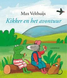 Kinderboeken  prentenboek Kikker en het avontuur