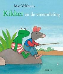 Kinderboeken  prentenboek Kikker en De vreemdeling